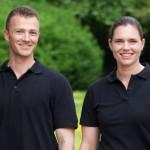 Katja Oldenburg und Oliver Franzen - EVO Personal Training Bonn